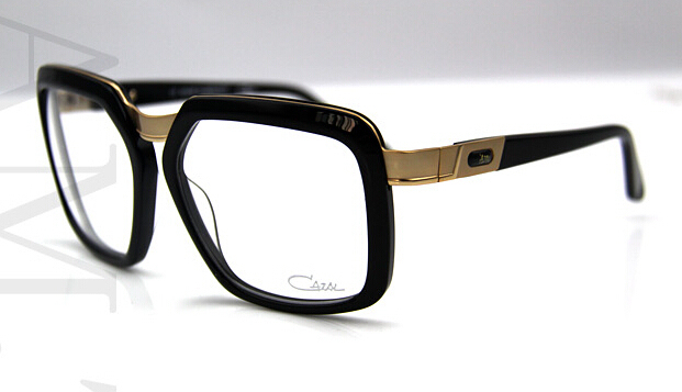 4beb2eb825 CAZAL 616 EYEGLASSES LEGEND VINTAGE BLACK GOLD NEW AUTHENTIC P DIDDY ...