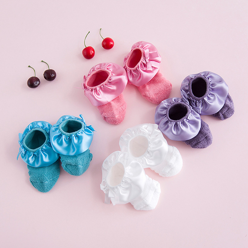 12pair/lot 0-1t High Quality Short Cotton Cloth Baby Socks Spring Candy Colors Lacesoft And Comfortable Baby Girl Socks