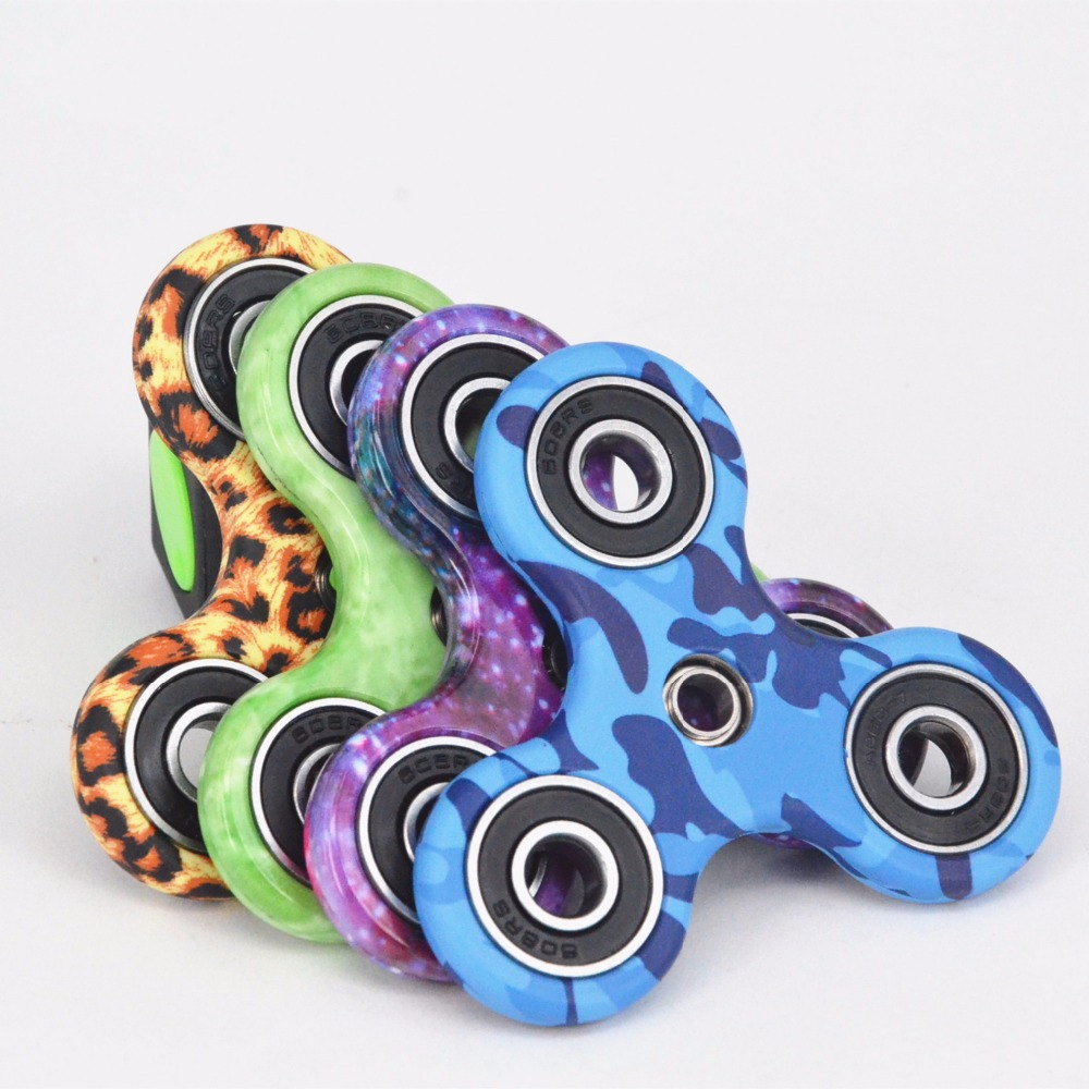 2017 New Styles Fidget Spinner High Quality Hand Spinner For Autism And ADHD Kids Gifts Funny Fidget Spinner Metal