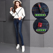 2018 New Jeans For Women Classic Style Jeans Trousers Self cultivation Elasticity Small Pants Fashion Jeans