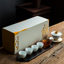 TANGPIN drinkware ceramic teapot teacups a tea sets chinese kung fu with gifts box