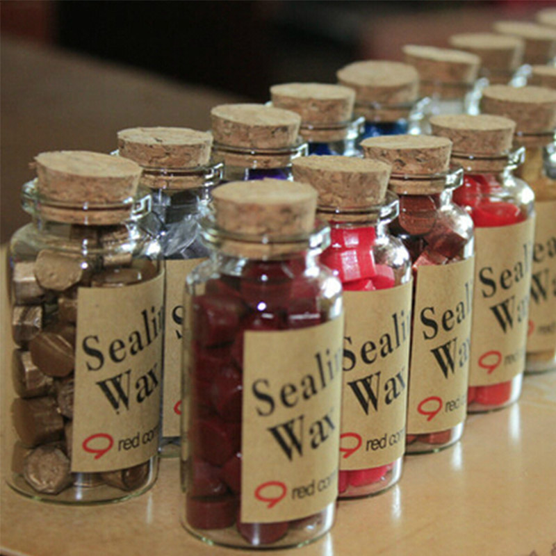 Selos 1 garrafa de partículas de Tipo : Selo Padrão