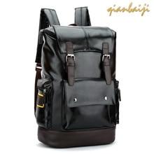 купить Man Shoulders Backpacks Pu Women Travel Laptop Bagpack Anti Theft Backpack Men Computer Mochila Mujer School Bags Back Pack по цене 1625.67 рублей