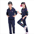 Boys & Girls Clothes Set Children's Sport Suits Children Clothing Set School Clothing For Spring And Autumn 2017 New