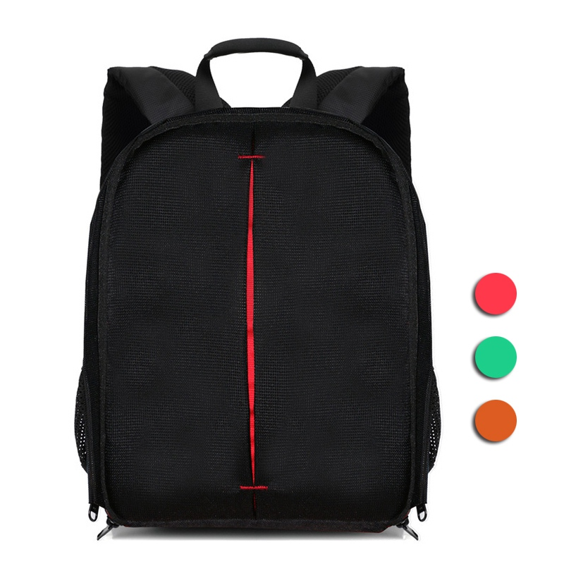 High Quality Camera Bag DSLR Digital New Multi-functional Small Video Backpack Unisex Waterproof Travel Camera Bag jkbw new arrival 44 x 30 x 19cm camare bags waterproof multi functional backpack soft video camera bag for photographer