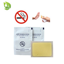 10 pcs Anti/Stop Smoking Plaster Against Cravings Natural Ingredient for Cessation Patch Quit Products