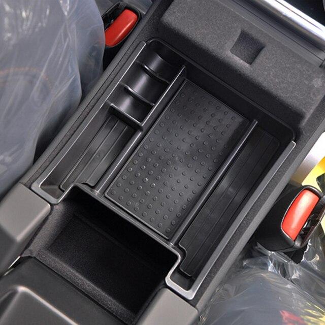 centrale de stockage palette l 39 int rieur accoudoir box container pour volvo xc60 s60 v60 car. Black Bedroom Furniture Sets. Home Design Ideas