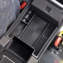 中央の収納パレット内部アームレストコンテナボックスボルボXC60 S60 V60 車スタイリング
