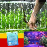 Aquarium Fish Tank Supplies Transparent Plastic Bubble Wand Aquarium aerator Fish tank bubbles Aquarium Bubble stone aerator