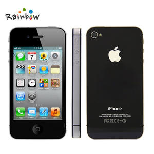 Apple iPhone 4S Original 8gb WCDMA/GSM Screen Slider 8mp Used Dual Core Factory Unlocked