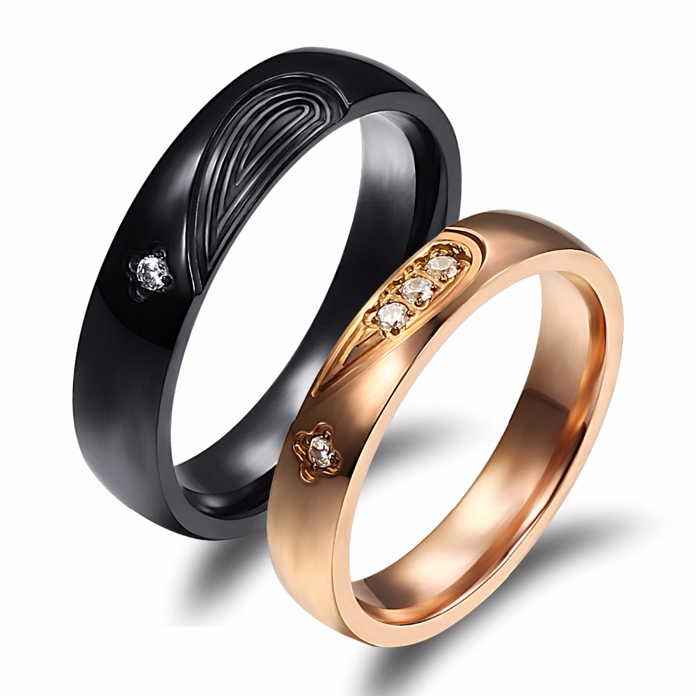 Online Get Cheap Matching Rings for Couples -Aliexpress.com ...
