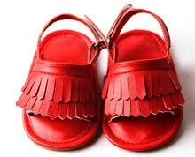 2017 Лето детская Обувь Производителей, Продающих Новый Кисточкой Детская Обувь Мягкие Мокасины