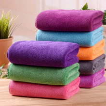 Vieruodis Bathroom Towel Super Absorbent Soft And Dry Towel Hair Gym Bath Sport Travel Shower Big Coral Fleece Towels цена