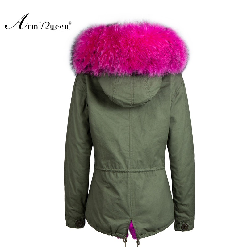 Aliexpress.com : Buy european style faux fur lining with real ...