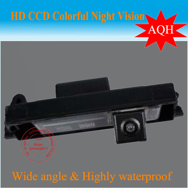 Free Shipping For SONY CCD rear Camera Special Car Rear View reverse  parking backup Camera for Chery Tiggo /For toyota rav4