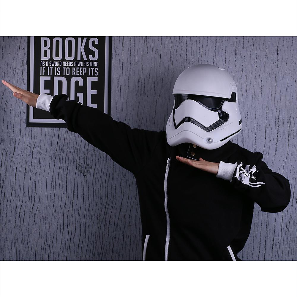 Star Wars The Force Awakens Stormtrooper Deluxe Helmet Adult Party Halloween Mask (1)