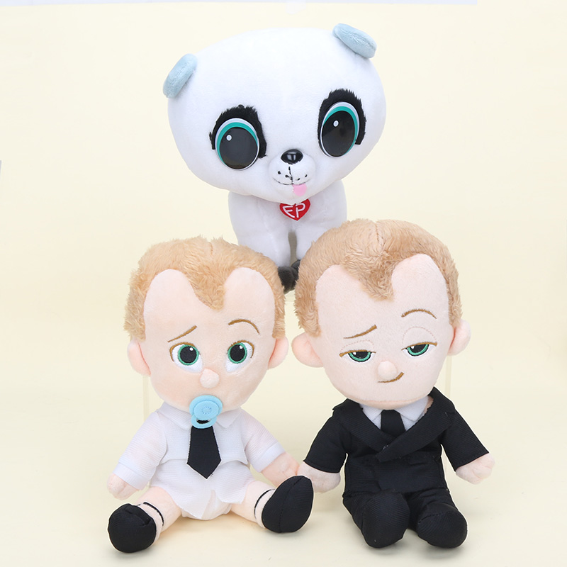 20cm Plush Toys Cartoon Anime The Boss Baby Suit Diaper Stuffed And Gifts In Movies TV From Hobbies On Aliexpress