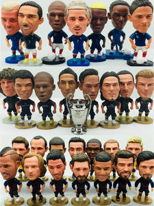 Figures Star Dolls Bale Soccer Ronaldo Ramos Modric Courtois Navas -Player White