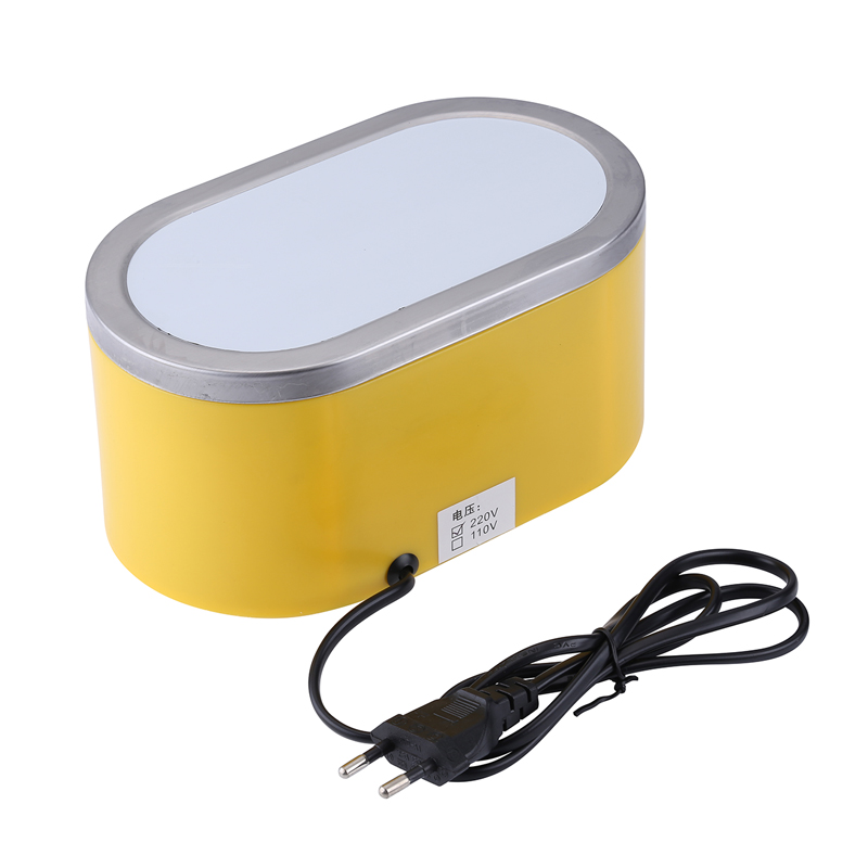 home improvement : 30W 220V Ultrasonic Cleaner Ultrasonic Bath for Jewelry Glasses Mobile Phone Circuit Board Cleaning Machine Phone Repair Tools