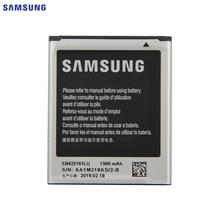 лучшая цена SAMSUNG Original Battery EB425161LU For Samsung S7560 S7562 S7566 S7568 S7572 S7580 I669 I739 i759 i8190 I8160 S7582 J1mini