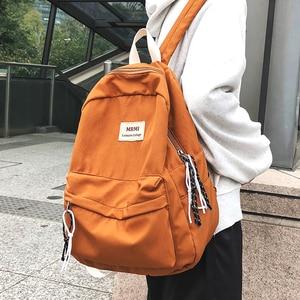 Image 1 - JOYPESSIE Fashion Waterproof Knapsack Casual Travel Bags Men Backpack Women Leisure School Girls Bagpack Back Pack Mochilas