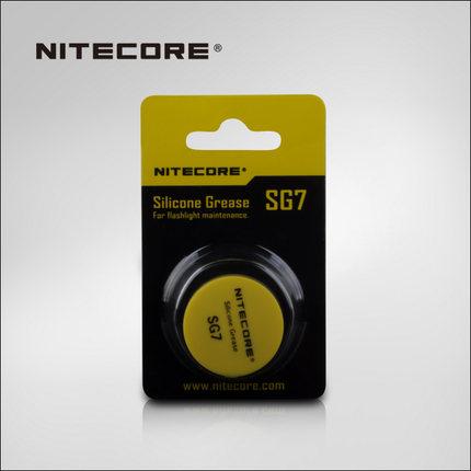 1 Piece Hot Selling NiteCore SG7 Flashlight Silicone Grease (5g) + free shipping
