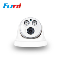 Funi 1080P HD Dome Camera CCTV Night Vision Outdoor Indoor Security Infrared Surveillance IR Led Surveillance