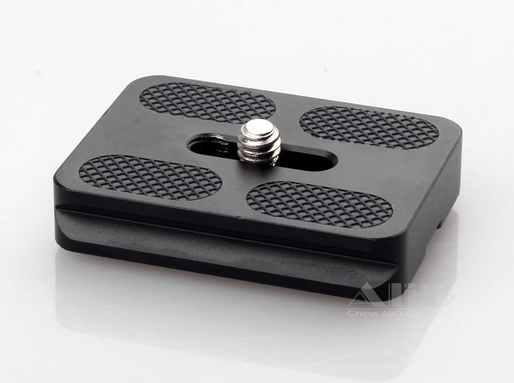 10 Pieces PU50 Universal Quick Release Plate For Arca Swiss Benro Tripod Monopod B0 B1 B2 J0 J1 Ball head Accessories