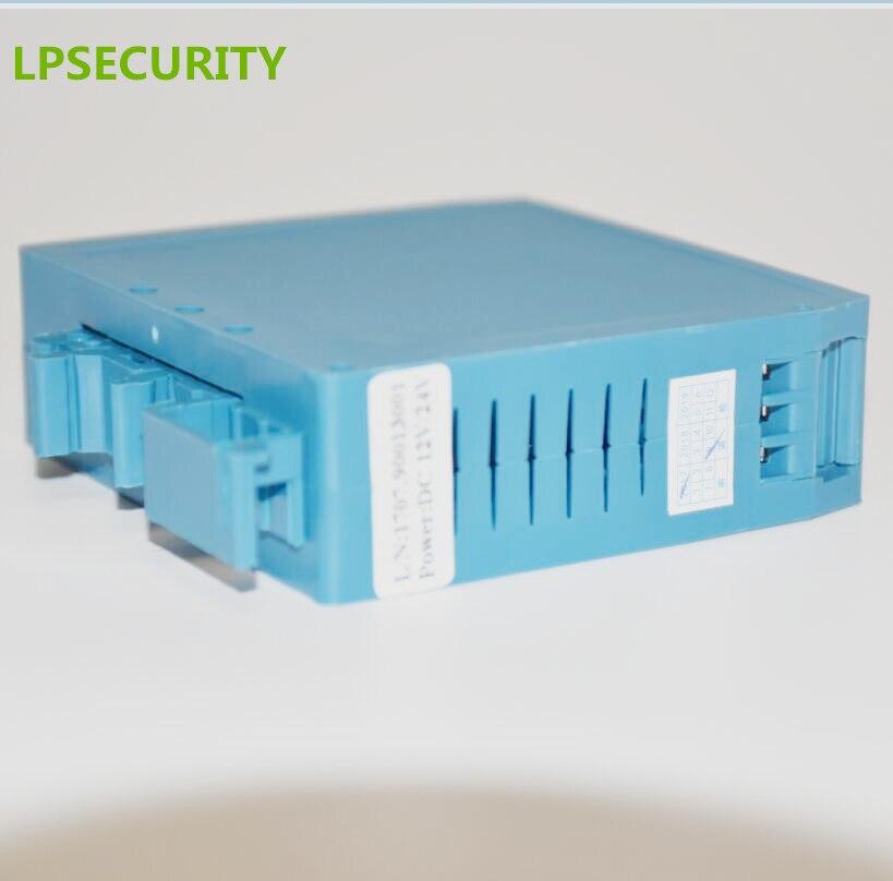 Lpsecurity 12 В до 24 В автомобиля контроля доступа магнитный датчик/безопасности петли детекторов для faac gunnebo Mag bft пришел приятно ворота барьер