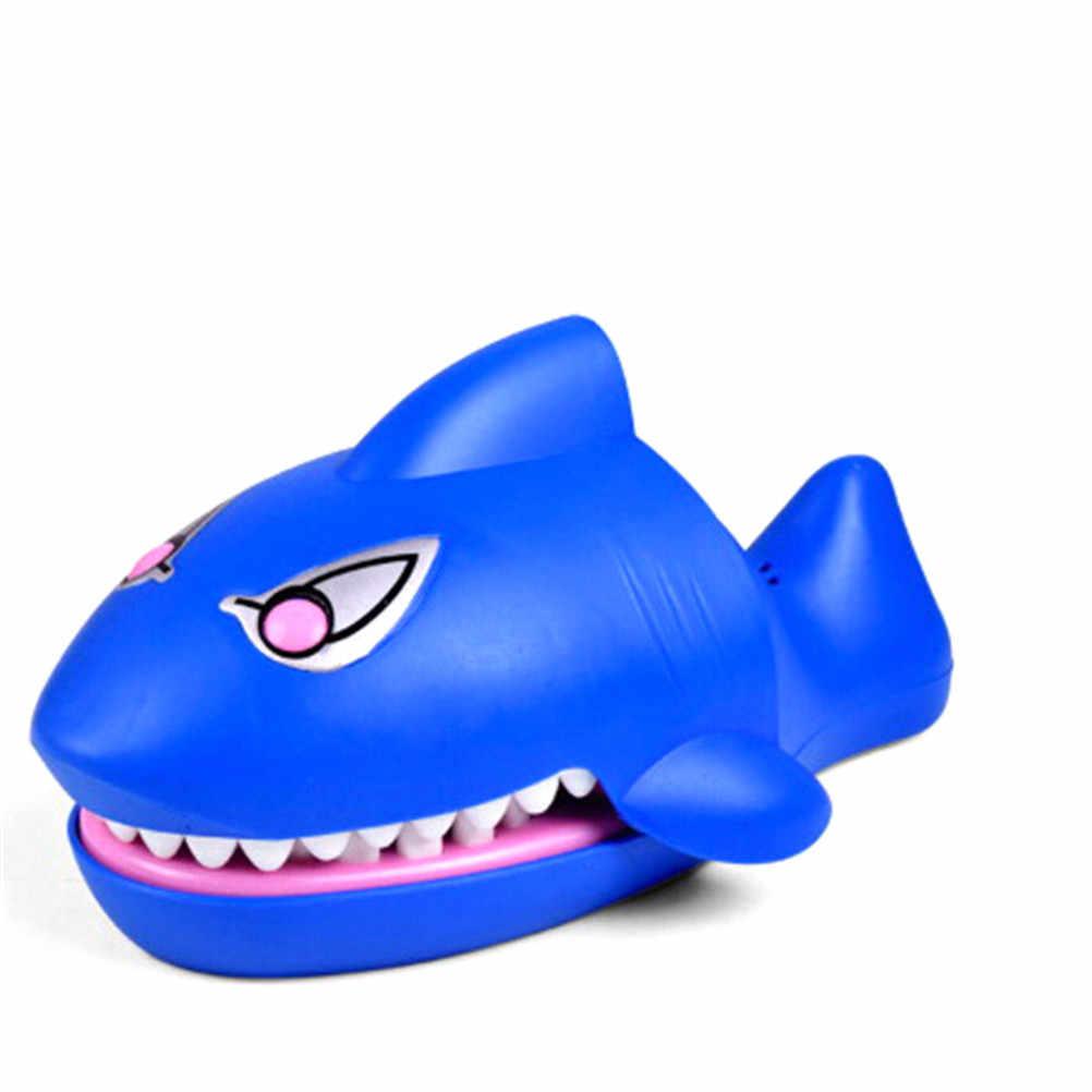 Ngộ Nghĩnh Mới Lạ Bịt Miệng Đồ Chơi Cho Trẻ Em Chơi Vui Cá Mập Lớn Miệng Nha Sĩ Cắn Ngón Tay Game