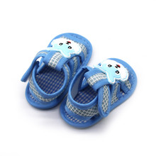 Newborn Baby Rabbit Prewalker Soft Sole Sandals