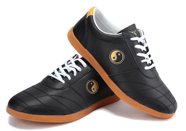 eb507e997 high quality soft leather kids&Adult kung fu wushu shoes tai chi martial  arts sneaker black Summer&SPRING