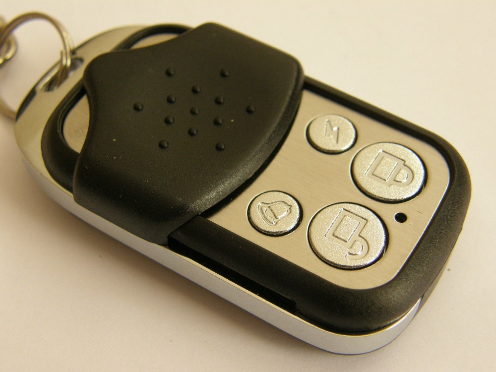 AVIDSEN 104505 Universal remote control Cloning/Duplicator 433.92mhz fixed code