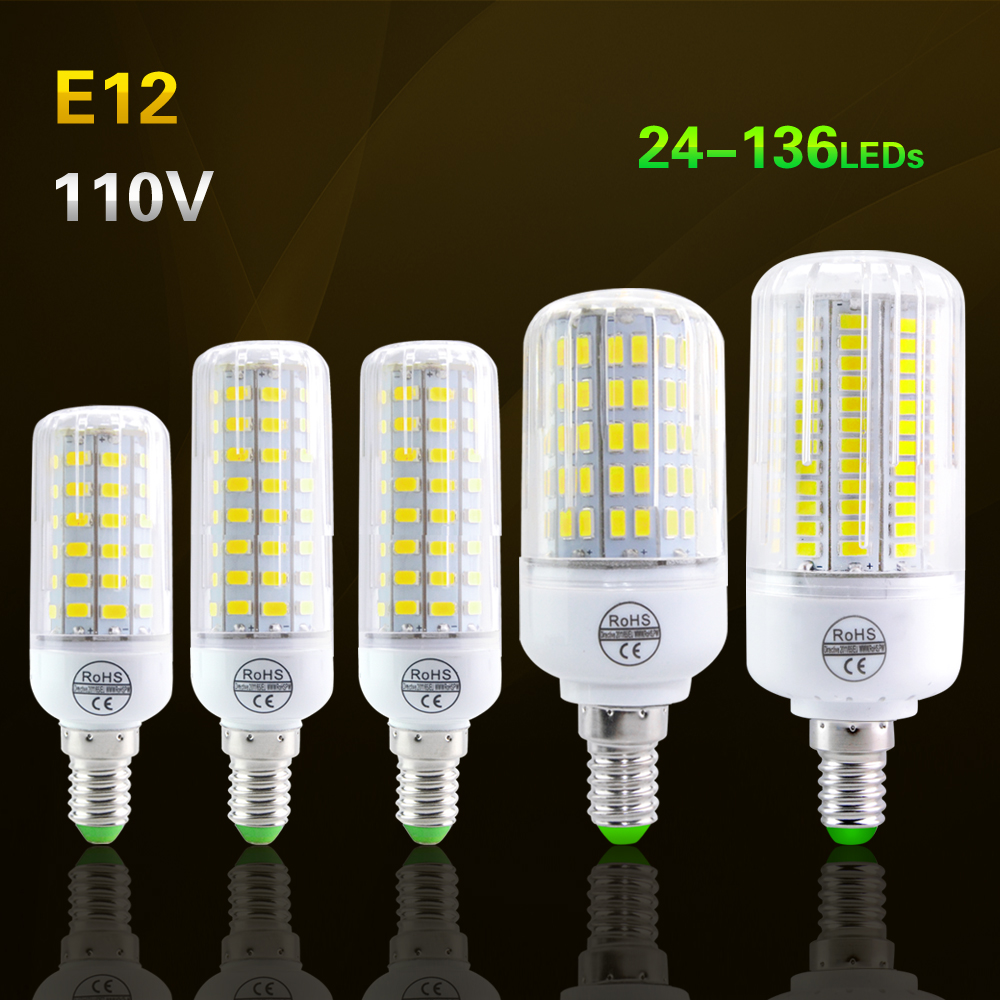 led light bulb e12