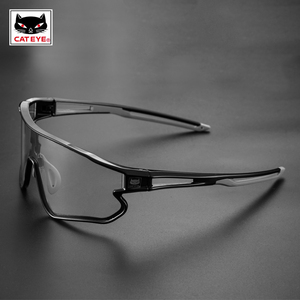 CATEYE Men Cycling Glasses Women Photochromic Sport Bicycle Polarized Sunglasses MTB Bike Hiking Eyewear Glasses 100% Speedcraft(China)