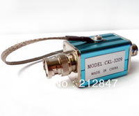 Coaxial Video Lightning Arrester Surge Protector BNC Connector