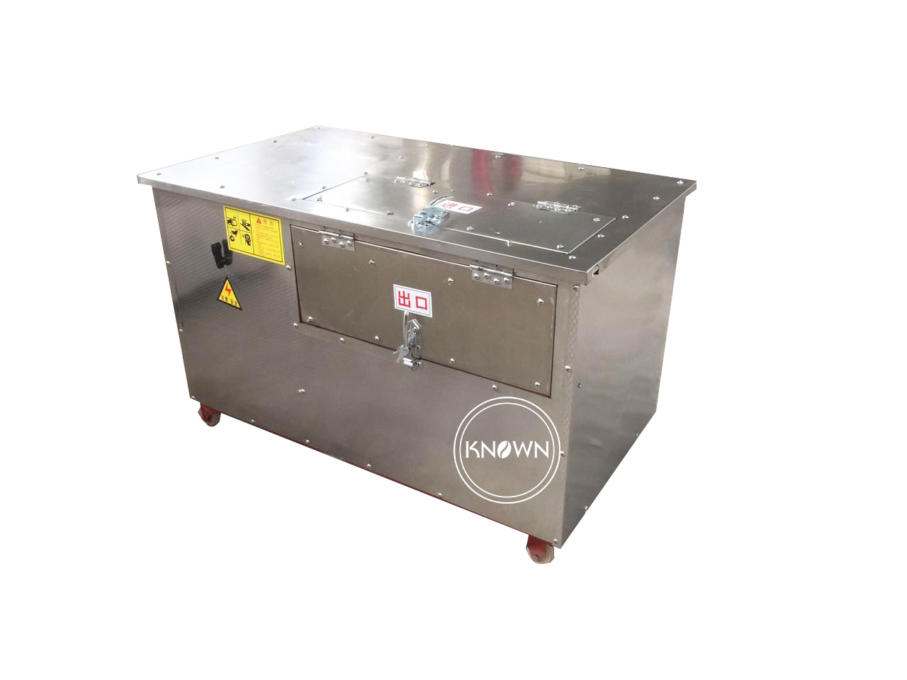 Electric Fish Scale Remover Stainless Steel Scraping Fish Machine Automatic Fish Processing Machines