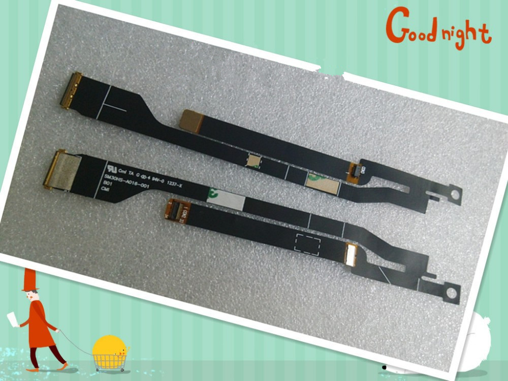 Подробнее о New Genuine  Flex cable For Acer Ultrabook S3 951 LCD CABLE S3-391 2464G MS2346 SM30HS-A016-001  B133XTF01 0 B1 new laptop replacement lcd cable for acer ultrabook s3 s3 951 s3 391 2464g ms2346 sm30hs a016 001 hb2 a004 001 pn hb2 a004 001