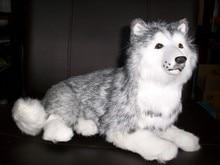 quality lovely dog 30cm