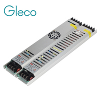 Ultra Thin 12V Switching Power Supply 200W 300W Lighting Transformer LED Driver Adapter For LED Strip