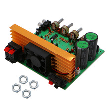 Dual AC 24V In 2 1 Channel Digital Subwoofer Amplifier Board Bass Stereo Audio