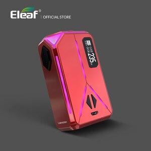 Image 5 - Распродажа оригинальный Eleaf Lexicon Mod 235W max поддержка ELLO Duro атомайзер 6,5 мл электронная сигарета Vape