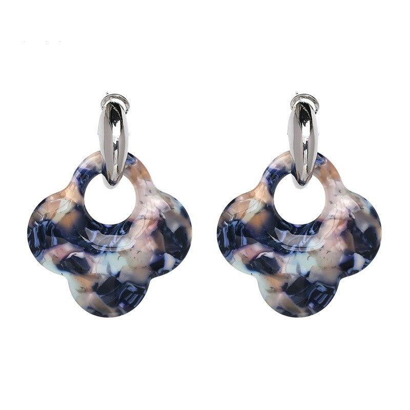 Four-leaf clover earrings, Jewelry & Accessories Fashion Earrings, Dangle Party earrings