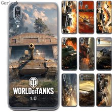 Desxz World Of Tanks Case For Huawei Honor 6A 6C 7A Pro 7C 7X 8X 9 10 Lite Note 10 8C Play Cover Shell(China)
