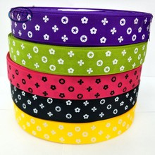 HL 1(25mm) 5 Meters/lot Printed Flower Grosgrain Ribbons Wedding Party Decorative Gift Wrapping DIY Chilren Hair Accessories 6yards lot mix printed trim geometric ribbons diy wrapping wedding party hair bow decoration art sewing accessories 040054006