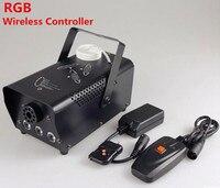 Wireless Control LED 400W Smoke Machine RGB Chang Color Led Fog Machine Professional Led Par Moving