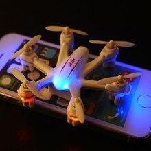 Pocket Drone Remote Control Mini Dron RC Quadcopter NANO 2.4G 4CH RC 3D Rolls Hexacopter VS SYMA X20 JJRC H36 CX-10 XS809HW