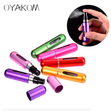 5ml Mini Spray Bottle Empty Cosmetic Container Refillable Perfume Atomizer Bottle for Portable Travel Parfume Bottles with Spray 5ml travel mini refillable perfume bottles portable empty atomizer perfumes bottle with spray empty cosmetic containers