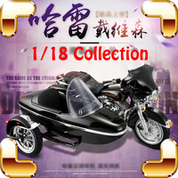 Christmas Gift HD 1/18 Model Motorcycle Metal Collection House Decoration Motorbike Present Toys Car Motor Alloy Models Scale