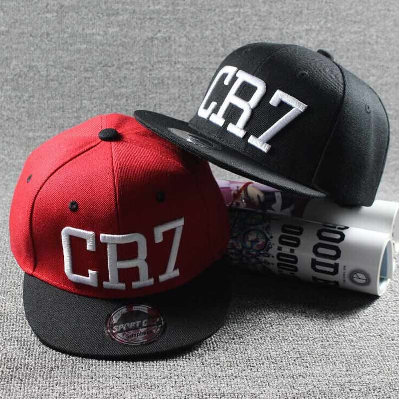 Children Ronaldo CR7 Baseball Cap Hats Boys Girls Snapback Hat New Fashion Panama Kids Caps High Quality Wholesale